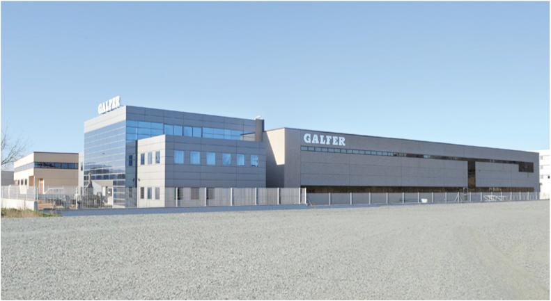 Завод компании Галфер